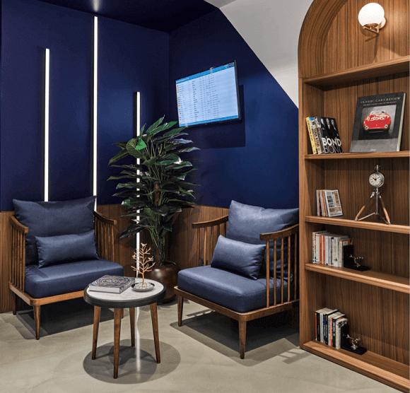 Sabiha Gokcen Lounge