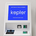 Self Service Check-In/Out Kiosks